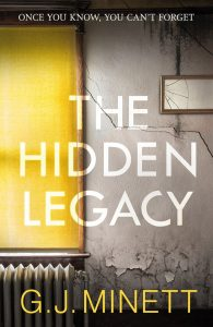The Hidden Legacy cover