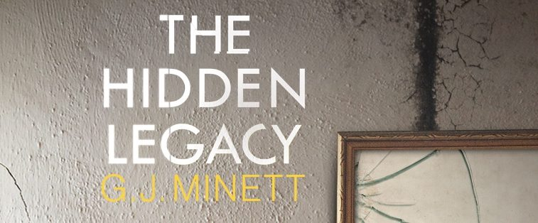 the hidden legacy, becoming an author, author, gj minett, blog tour, book bloggers